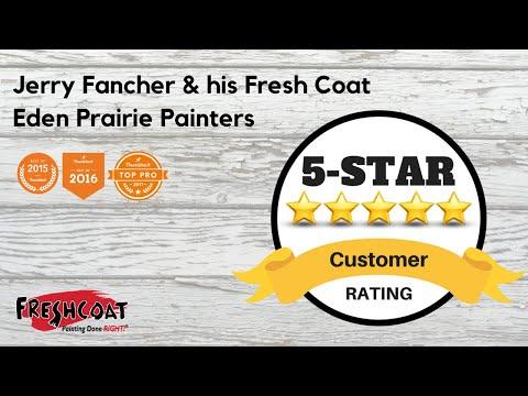 Minnetonka, Eden Prairie Painting Company: Wonderful Five Star Review