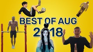 Best of August 2018 - Guinness World Records