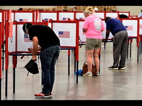 Republicans to 'storm the polling booths' for Trump on election day