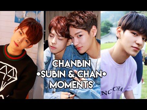 Chanbin [Chan & Subin] Moments Victon
