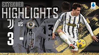 Juventus 3-0 Spezia   Morata, Chiesa & CR7 All On Target!   EXTENDED Highlights