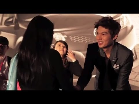HD Lee Min Ho 이민호 Meet and Greet in Los Angeles Event Highlights Toyota Camry