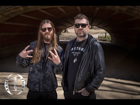 ArmyOfOneTV - Connor Garritty and Richie Cavalera (US)