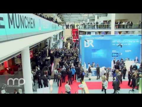 Reportage: Auftakt der Medientage München 2011