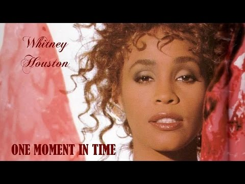 One Moment In Time Whitney Houston (TRADUÇÃO) HD (Lyric Video).