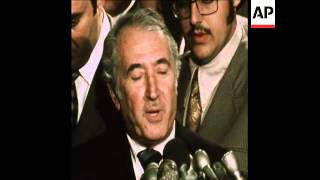 SYND 12-4-74 CHAIRMAN PETER RODINO MAKES STATEMENT