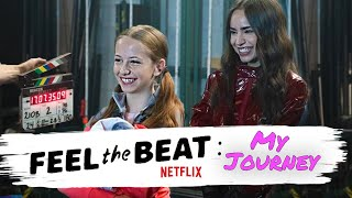 Feel The Beat   My Journey on a Netflix Movie With Sofia Carson