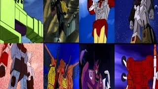 Transformers Ultimate combiners