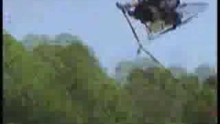 Maniobras de paramotor