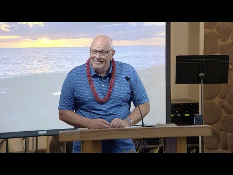 22 Aug 21 Calvary Chapel West Oahu's Sunday Service 'Acts 21:16' Guest Speaker Pastor Jack Abeelen