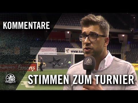Die Stimmen zum Turnier (Regio Cup) | SPREEKICK.TV