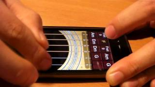 R.E.M - Losing My Religion (iPhone Guitar Cover)