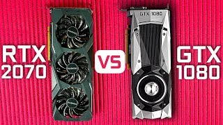 RTX 2070 vs GTX 1080 - What's The Better GPU for the Money?