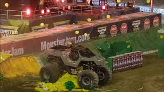 It Has Finally Arrived! Monster Jam World Finals 17 2016 Freestyle Commentary!