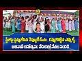 Watch: AP Deputy CM Pushpa Srivani dances with tribals