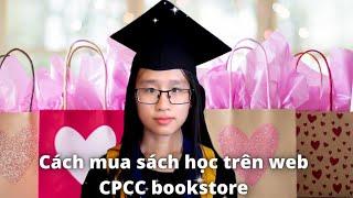 Shopping with Jessie ll Cách mua sách trên web nhà sách CPCC
