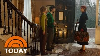 'Mary Poppins Returns' Trailer, 'SNL' Kicks Off New Season With Adam Driver & Kanye West | TODAY