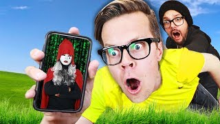 We went through the SPY HACKER's CAMERA ROLL to Reveal his True Identity! (Game Master Challenge)