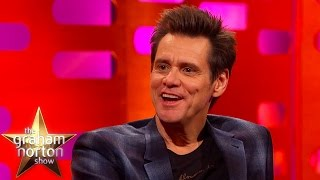 Jim Carrey Finds The Answer To His Prayers - The Graham Norton Show