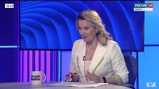 «Актуальное интервью», эфир от 01 апреля 2021 года — когда в Омской области отменят масочный режим