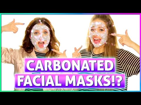 Bubble Clay Mask?! | Try It Out