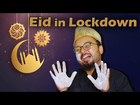 EID IN LOCKDOWN | EID 2020 | THE IDIOTZ