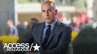 Matt Lauer Apologizes After Being Fired From 'Today': 'I Am Truly Sorry' | Access Hollywood