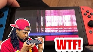 Nintendo Switch painful launch | Reaction!!!