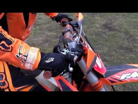 Motocross - Magazine cover