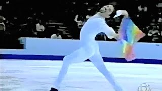 Rudy Galindo 1998 U.S. Pro Figure Skating Classic - Over the Rainbow