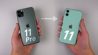 I Ditched my 11 Pro Max for the iPhone 11 - What I Observed