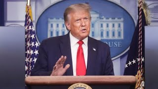 President Donald Trump: Nationwide lockdown would ultimately inflict more harm than it would prevent