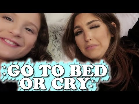 Go to Bed or Cry (WK 415.2) | Bratayley