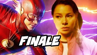 The Flash 4x23 Finale Episode TOP 10 and Easter Eggs Explained