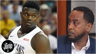 Coach K's comments on Zion and summer league were disappointing - Amin Elhassan | The Jump