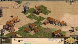 Aoe2: The Worst Civilization Match-Up (Mayans vs Goths)