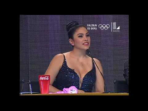 ¡Paty Cantú se hizo pasar por participante y sorprendió al jurado!