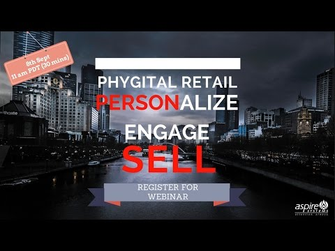 Phygital Retail Webcast