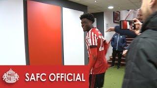 Behind The Scenes: SAFC v Fulham