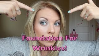 Foundation for Wrinkles!