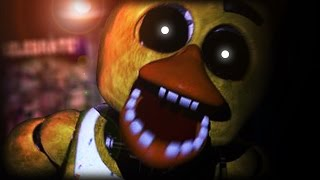 I'M NOT SCARED.. HONEST | Five Nights Before Freddy's #Night 4