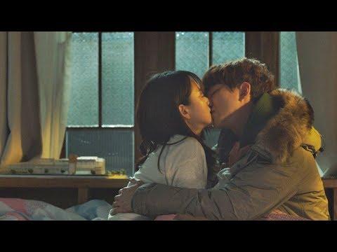 원진아 감기 싹- 가져가는 이준호, 달달한 3단 키스♥ 그냥 사랑하는 사이 12회