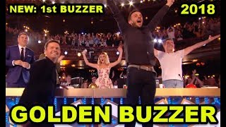 #1 GOLDEN BUZZER 2018! STANDING OVATIONS ♥EMOTIONAL MAGIC WILL MELT YOUR HEART♥ Britain's Got Talent