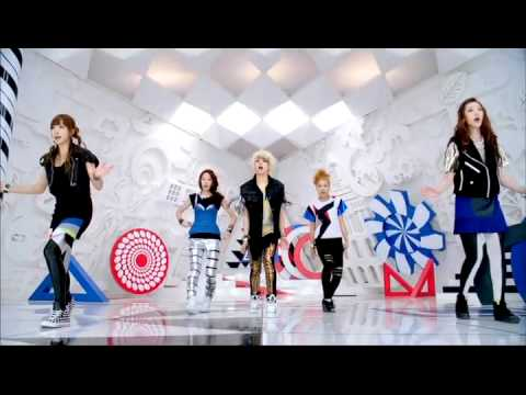 f(x) - 피노키오(Danger) (Japanese Version) MV