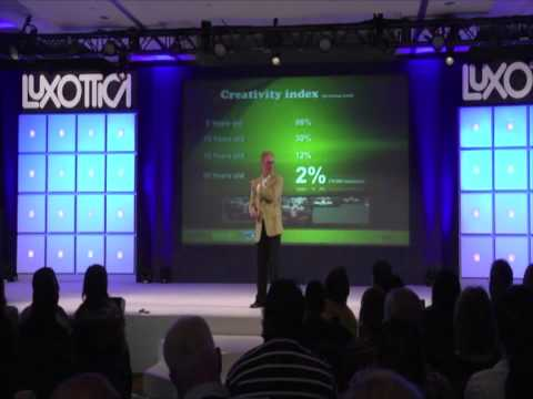 Derek Daly-Keynote Luxottica - PART 2 - YouTube