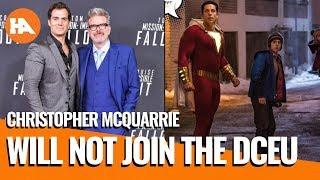 Christopher McQuarrie DCEU [UPDATE IN DESCRIPTION] | Shazam Costume