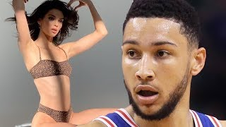 Ben Simmons Gets THIRSTY All Over Kendall Jenner On Instagram!