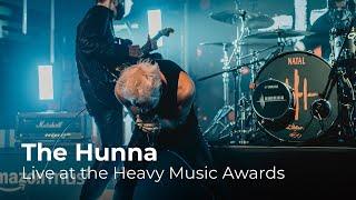 The Hunna - I Wanna Know (Live at the Heavy Music Awards 2020)