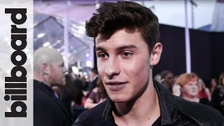 Shawn Mendes on Canadian Thanksgiving (eh?), American Music Awards 2016 | Billboard