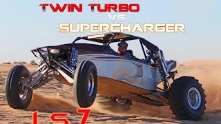 Twin Turbo VS Supercharged LS7